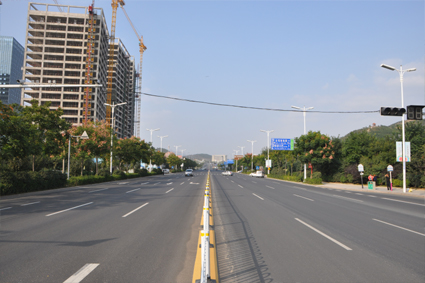 青岛滨海大道