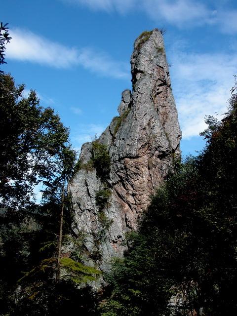 石柱山风景区