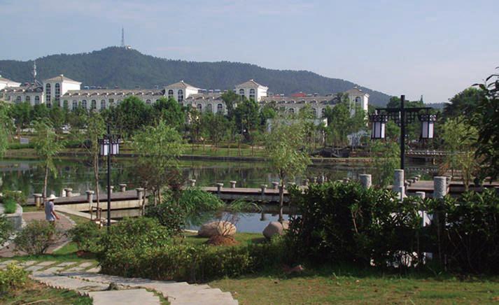 敬亭湖公园