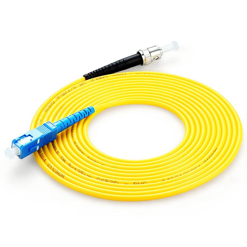 电信级单模单芯SC/UPC-ST/UPC光纤跳线