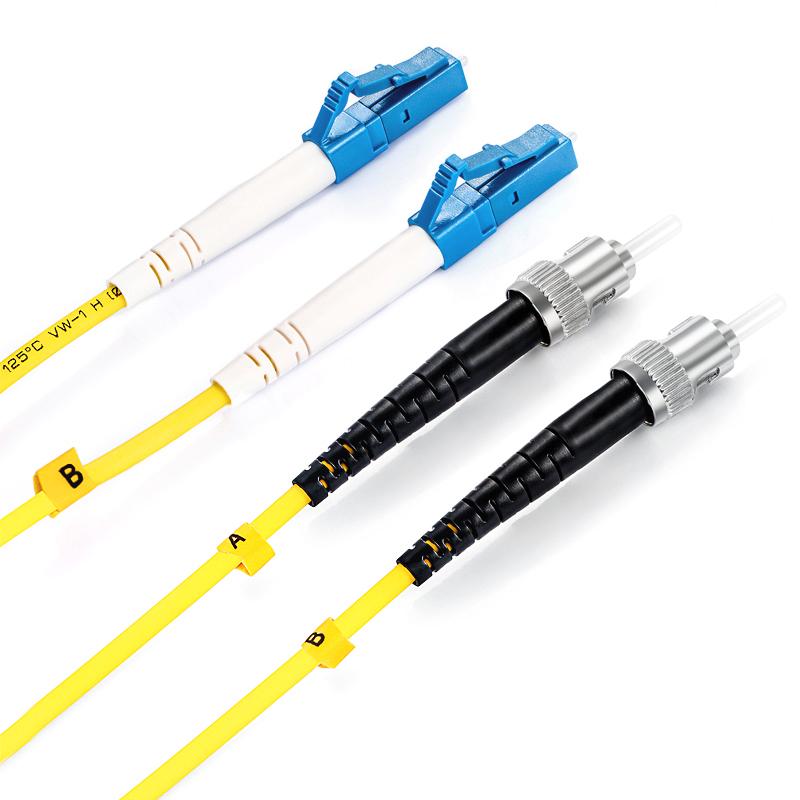 电信级光纤跳线ST/UPC-LC/UPC单模单芯单模双芯光纤尾纤