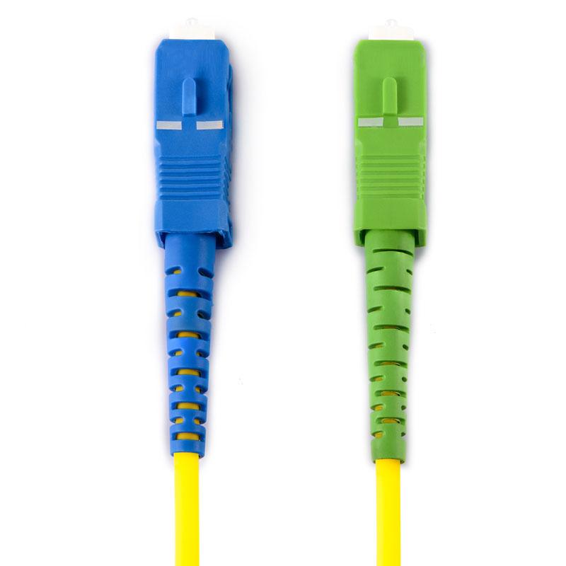 广电级单模单芯SC/UPC-SC/APC光纤跳线