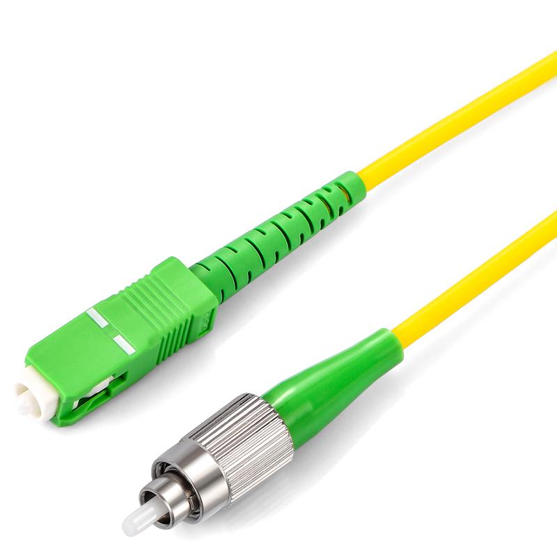 广电级单模单芯FC/APC-SC/APC光纤跳线