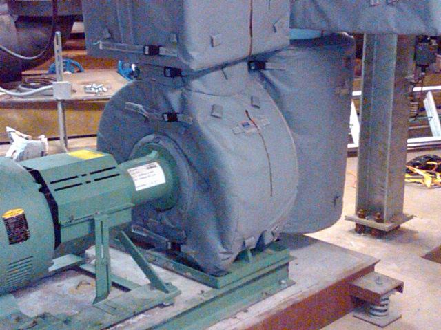 泵体保温套,泵体柔性保温夹套