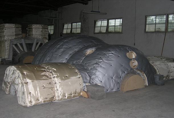 汽轮机可拆式保温,汽轮机可拆卸保温罩