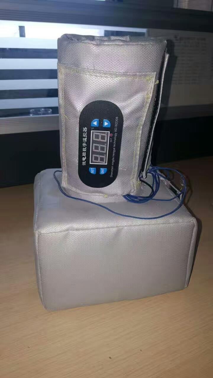电加热保温套,柔性电加热保温套