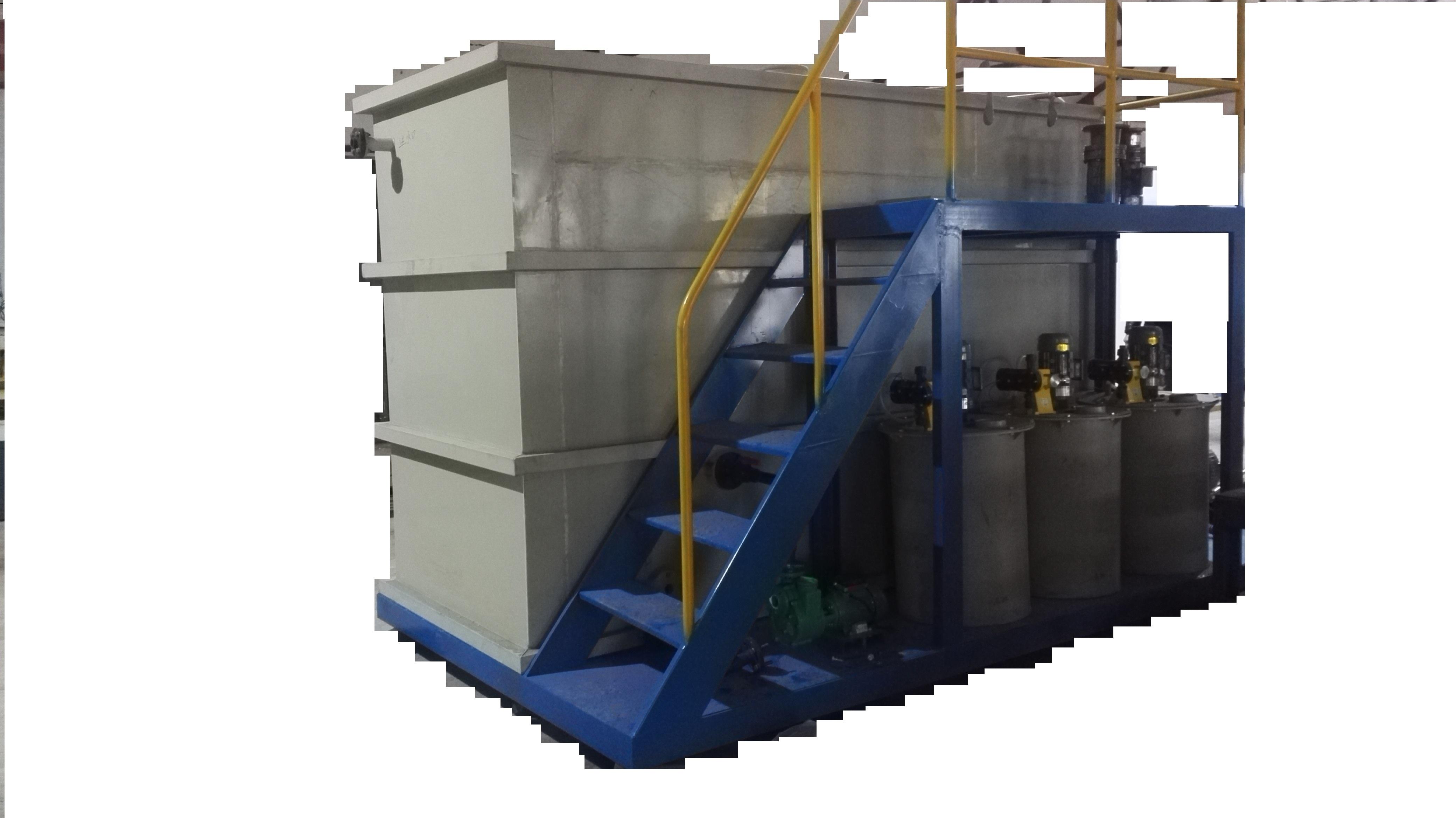 零排放研磨废水处理|生活废水|精密五金清洗废水|小型污水处理设备