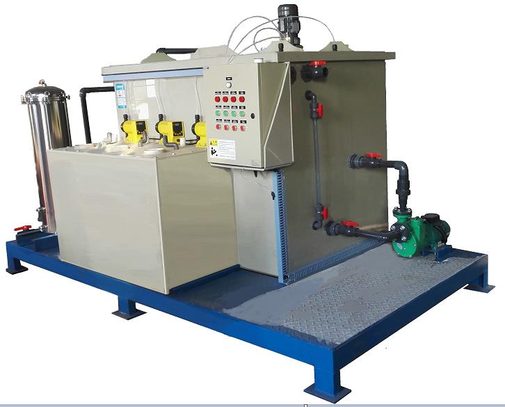 一体化研磨废水达标排放处理设备