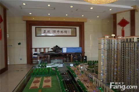 广西顶秀房地产开发有限公司售楼部