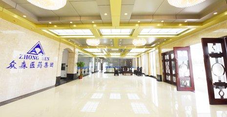 钦州市高薪技术产业开发区众森医药厂房