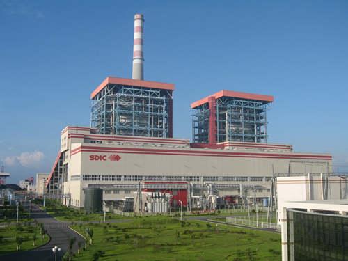 钦州港国投煤炭码头工程机房空调