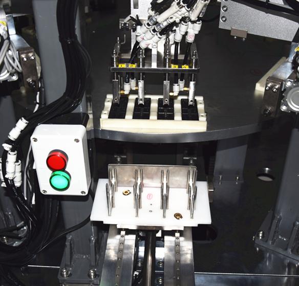 LY-S500试剂盒自动组装机