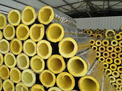 防火鋁箔玻璃棉管