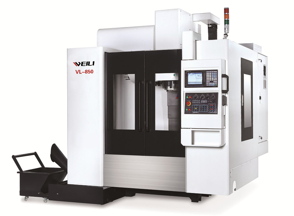 嘉善立式高速加工中心机VL-700/VL-850
