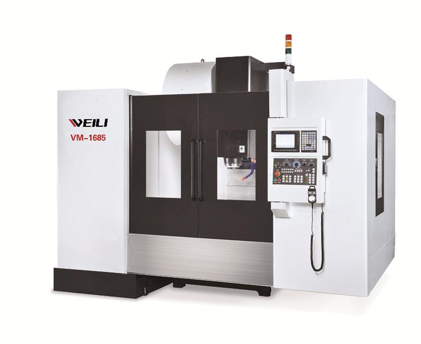 嘉善立式加工中心机VL-1685(线轨)/VM-1685(硬轨)