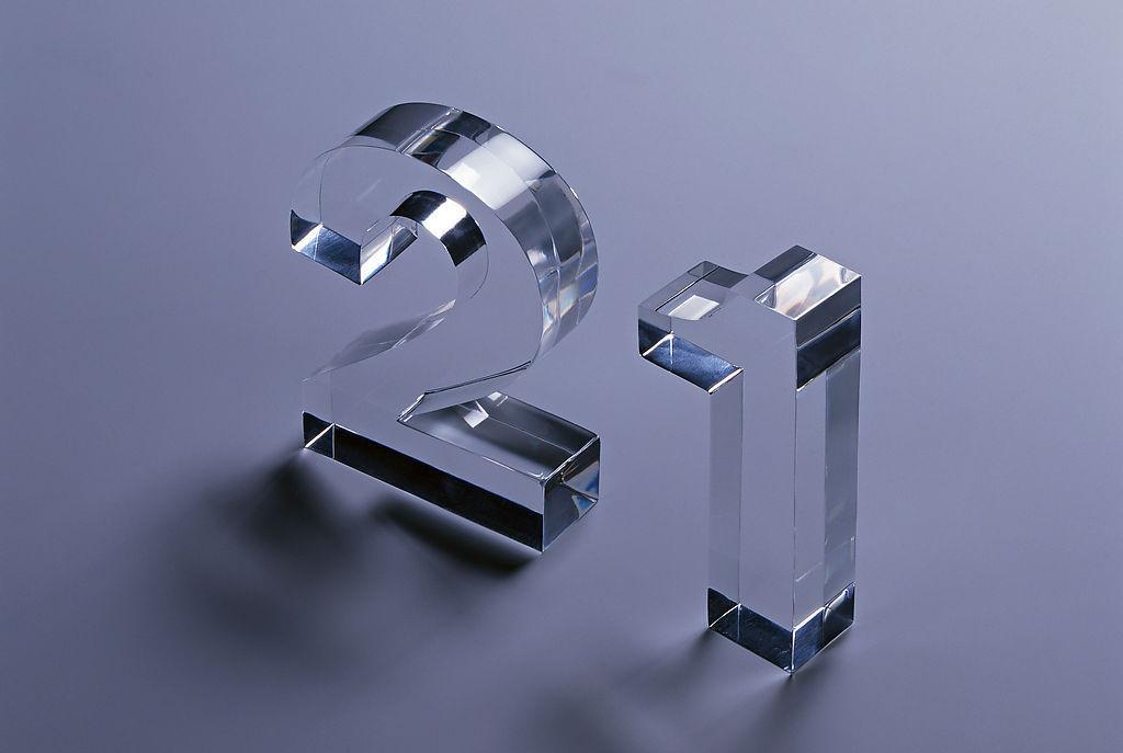 水晶字002