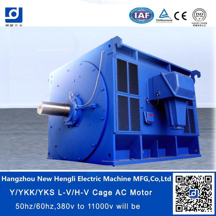 Y系列中大型三相异步电动机