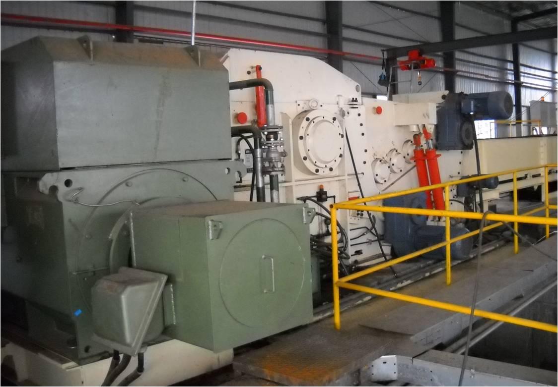 恒力高压电机用于矿山机械主驱动