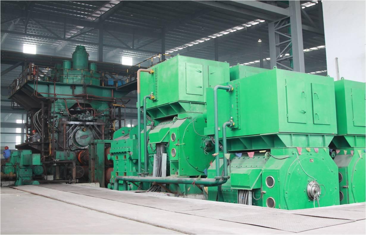 浙江滨海金属制品2800mm热轧中板项目