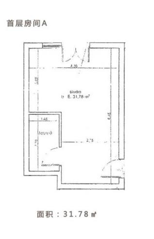 希腊酒店式公寓项目首层A