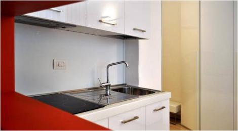 希腊酒店项目厨房