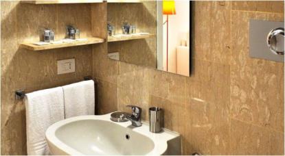 希腊酒店项目卫生间