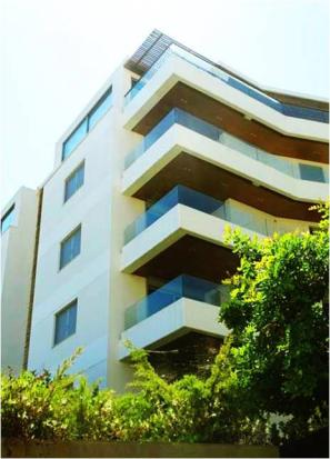 潘多拉斯公寓外景