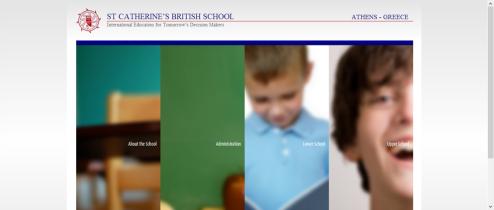 圣凯瑟琳英国学校学生