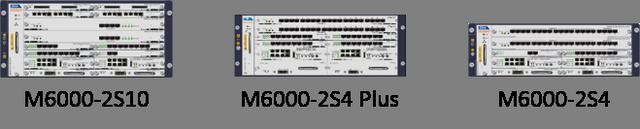 ZXR10 M6000-2S 边缘路由器