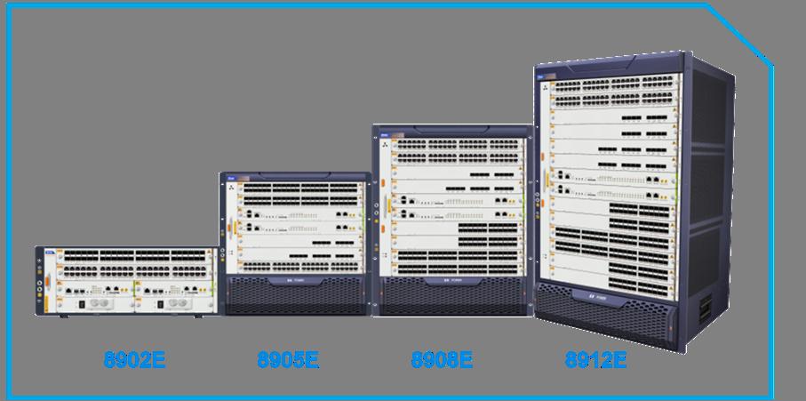 ZXR10 8900E系列核心交换机