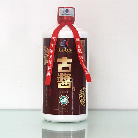 古仁古酱·白瓶酱卡