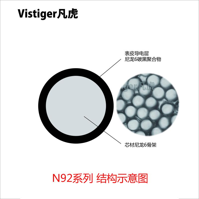 抗静电纤维(锦纶外导) N92系列