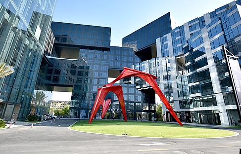 一线城市及强二线城市市中心/ 次中心,打造区域性标杆商务 办公体系