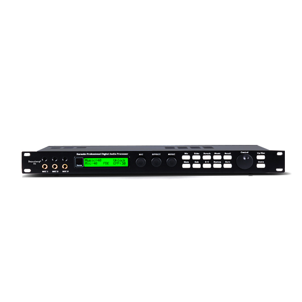 JF-X5-2 音箱5.1前置效果处理器