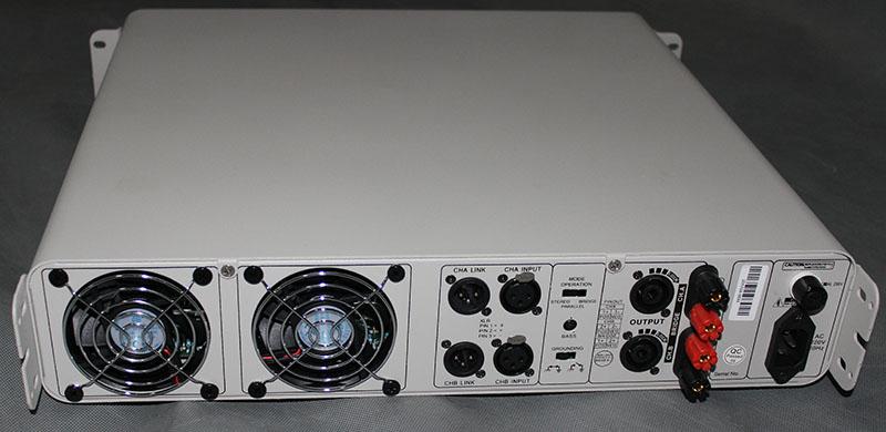 JF SA2700双通道600瓦专业功放