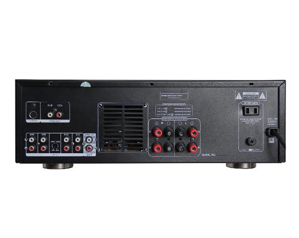 JF KA300 双通道300瓦合并一体功放(前级数字+后级模拟)