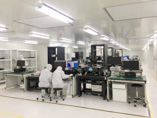 1、晶圆后道电测和筛选生产线