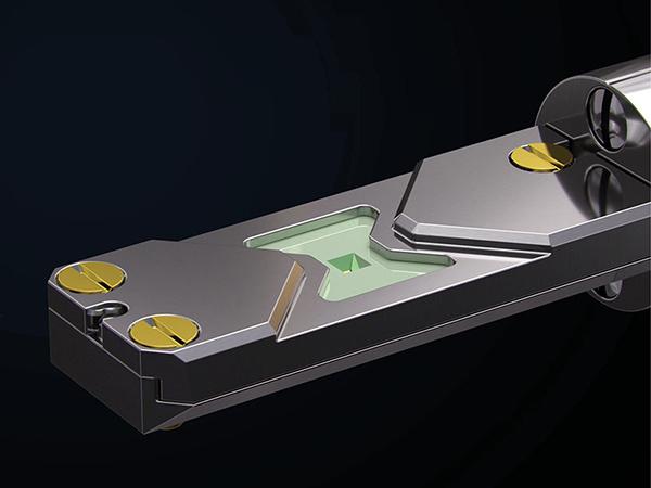 ATMOSPHERE 原位加热和气体反应腔