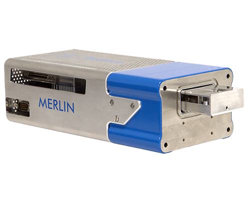 MerlinEM混合像素探测器