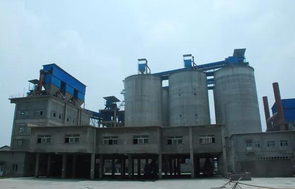 事故水泥工厂