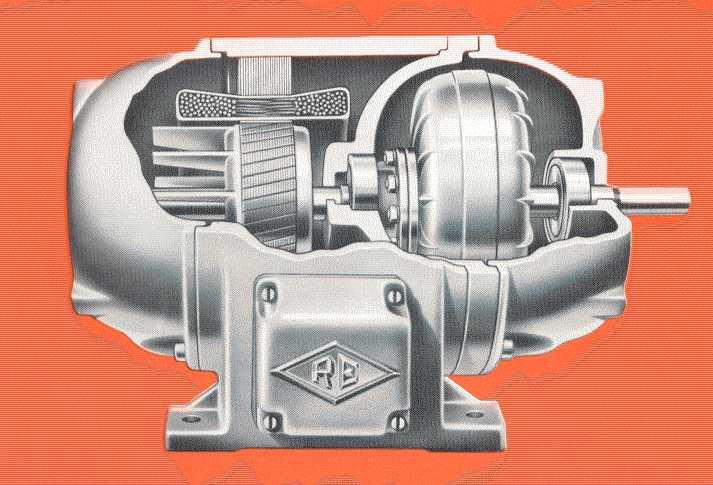 Fluid-Shaft Motor