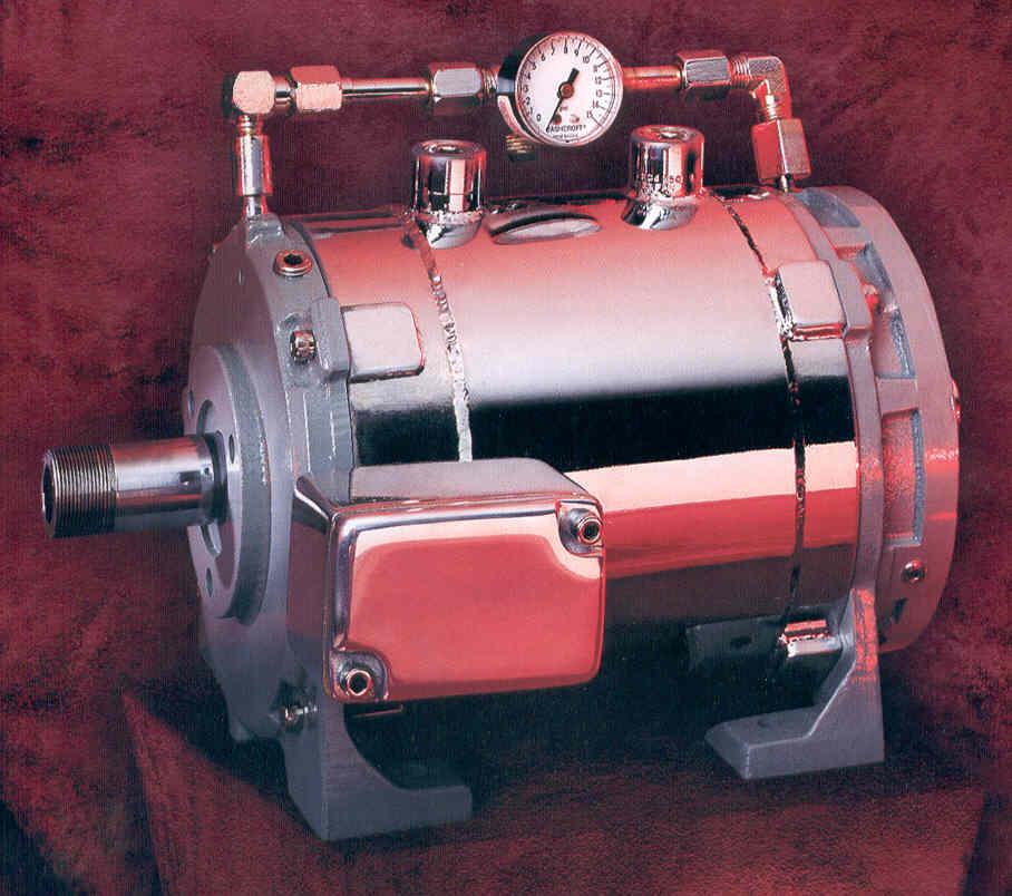 Liquid Cooled Motor