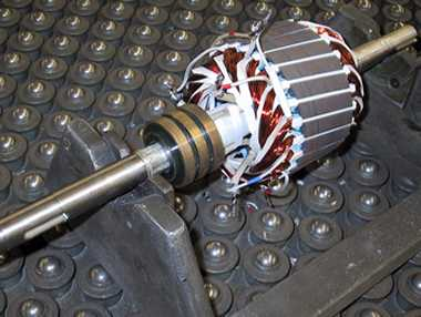 Wound Rotor Motor绕线转子电机