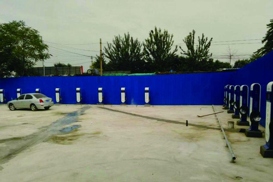 山西太原新城充电站
