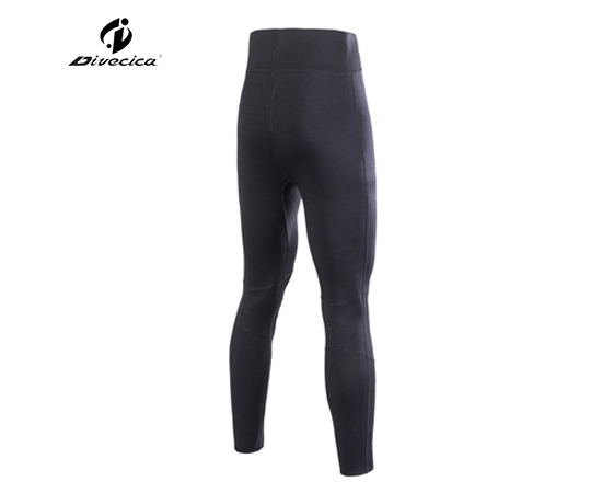 WS-6062 HIGH WAIST WETSUIT TROUSERS WITH DIFFERENT COLOR