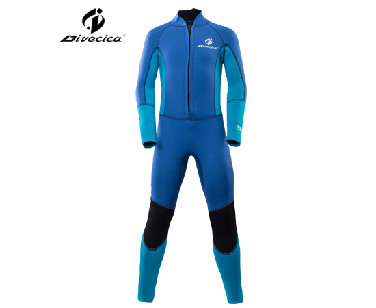 WS-6066JR NEW DESIGN JUNIOR NEOPRENE WETSUIT
