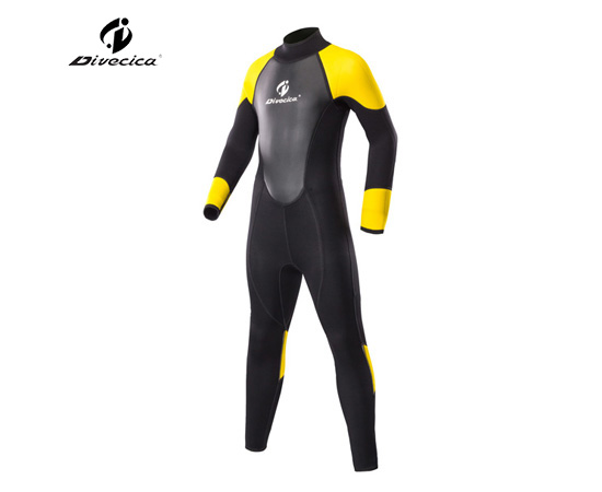 WS-6071JR NEW DESIGN JUNIOR NEOPRENE WETSUIT