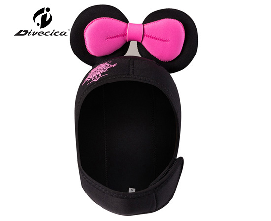 Picture of DH-6007 CARTOON MINNIE DIVING HOOD