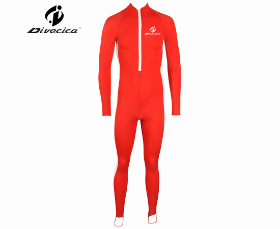 RG-6002 ONE PIECE FULL SUIT RASH GUARD