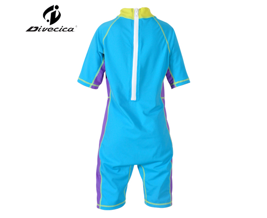 Picture of RG-6012 ONE PIECE FULL SUIT/KIDS RASH GUARD